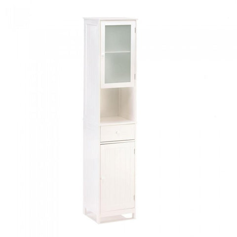 Accent Plus 15128 Lakeside Tall Storage Cabinet
