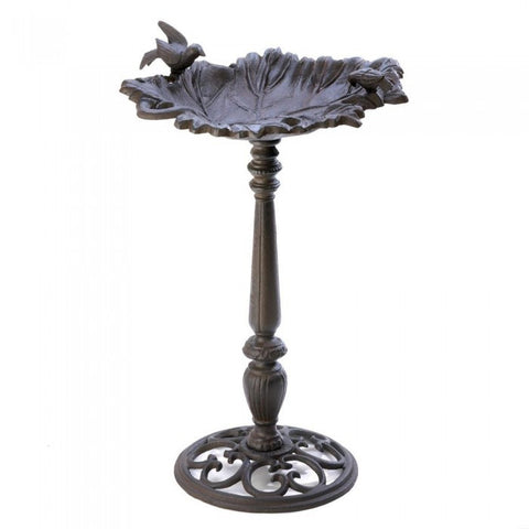 Songbird Valley D1336 Forest Frolic Birdbath