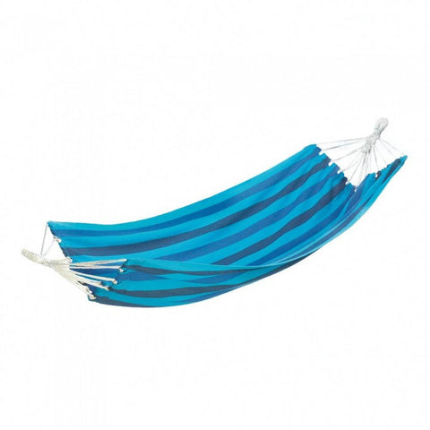 Summerfield Terrace 10017920 Fiesta Blue Stripe Hammock