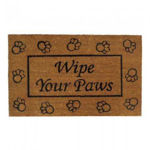 Summerfield Terrace 10017676 Wipe Your Paws Welcome Mat
