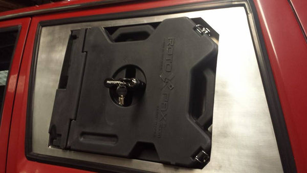 Jeep Xj Rotopax Windows The Flop Shop Offroad