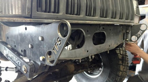 Jeep XJ Recovery Tube Bumper Builder Brackets