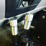 Machined Aluminum Shift Knobs