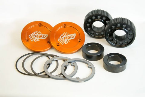 Dana 44 Drive Flange Kit for Traditional Spindle