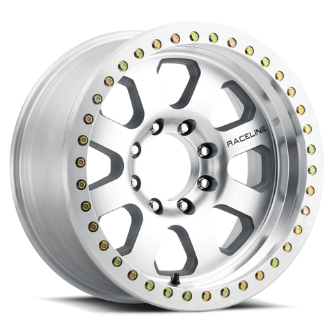 Raceline RT260M Avenger Beadlock Machined 20""