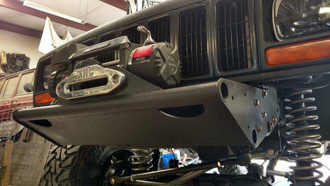 Jeep XJ Stubby Winch Bumper Builder Kit