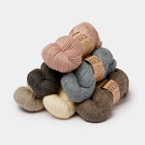 Erika Knight Wool Local: A Sustainably Sourced Yarn