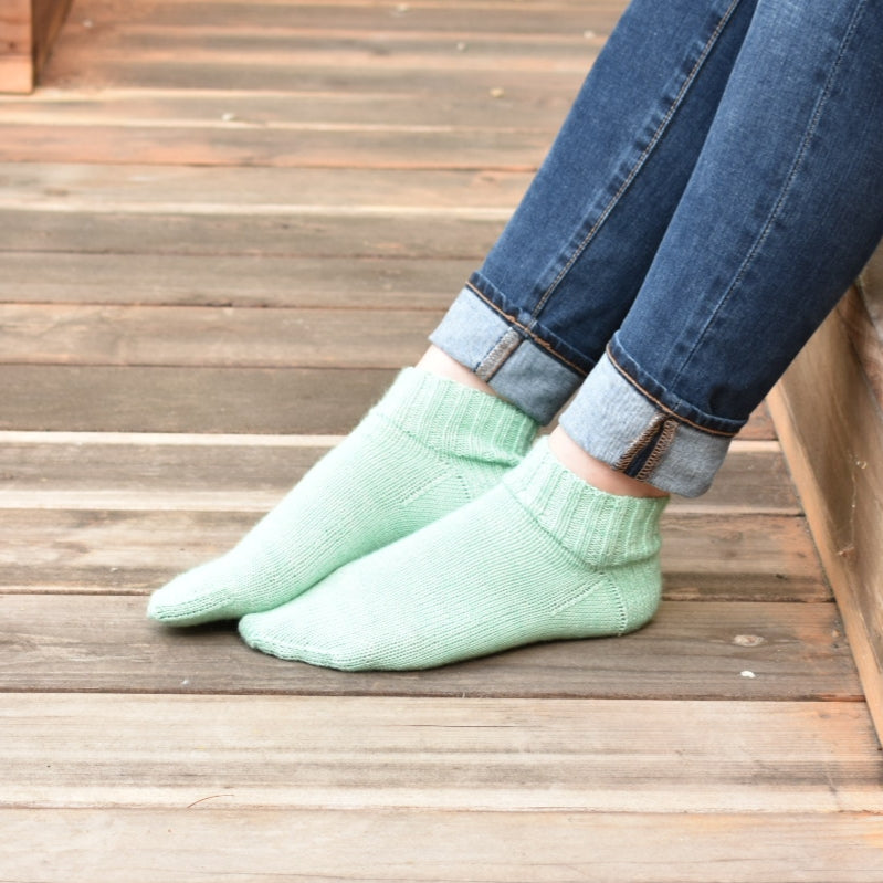 Fleet Feet - Learn to Knit Socks