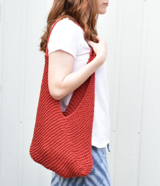 Meet Our Street Fair Sac - Knit it on the Road