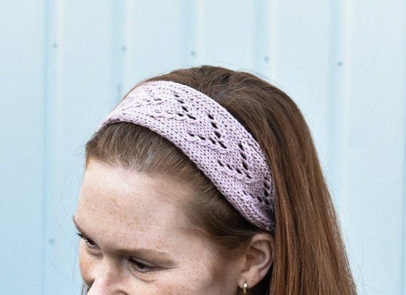 The Perfect Summer Hairstyle - Our Summer Nights Headband