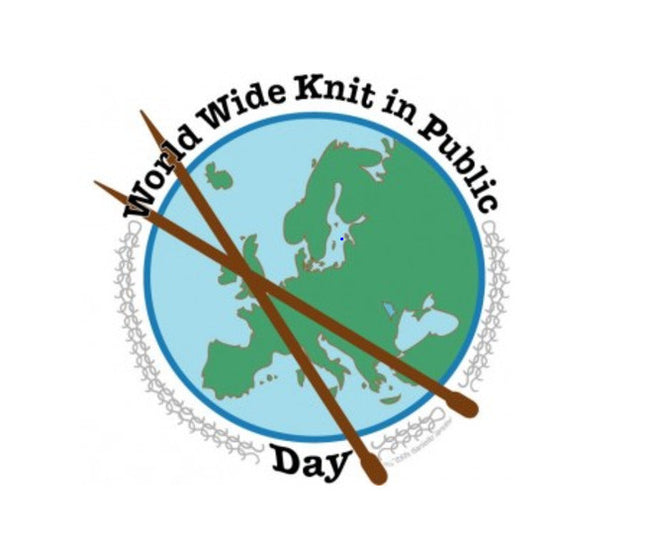 Join Us on June 10th in LA for Worldwide Knit in Public Day
