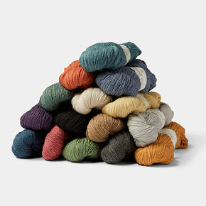 Bio Balance (55% wool, 45% cotton)