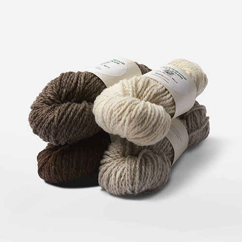 Greenwood Hill Farm Worsted (100% wool)