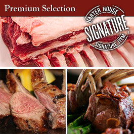 Premium French Cut Rack Of Lamb