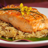 16 Oz. Wild Caught Alaskan Wild Salmon Filet