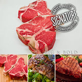 16 Oz. Dry-Aged T-Bone Steak