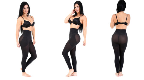 Shapextreme Leggings up Lift Hip Control