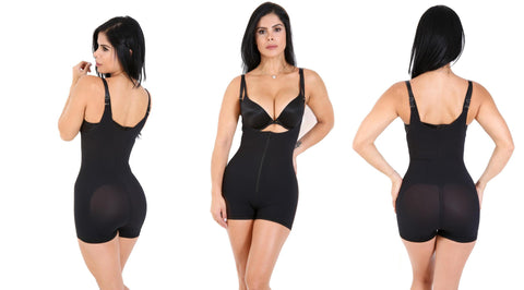 Shapex Sexy Boy Short Body Shaper Jumper - Shapex