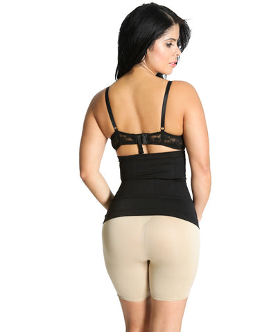 Shapex Hourglass Seamless Waist Shaper Available in Black - Shapex - 2