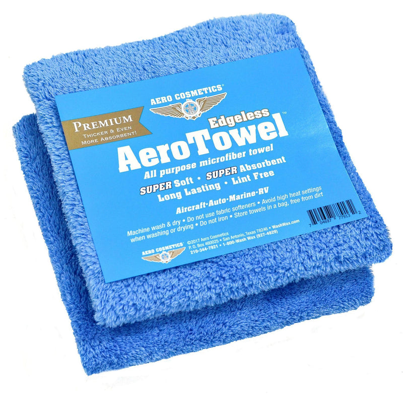 New! Premium Aero Towels (2 Pack) ATP Aero Cosmetics