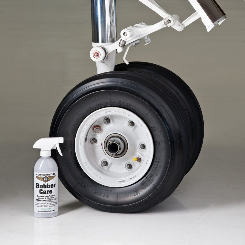Tire Care Kit, Aircraft Quality Products for your Car, RV and Motorcycle Aero Cosmetics