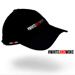 #WHITEANDWOKE Baseball Caps **Coming Soon**