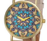 bohemian watch mosaic