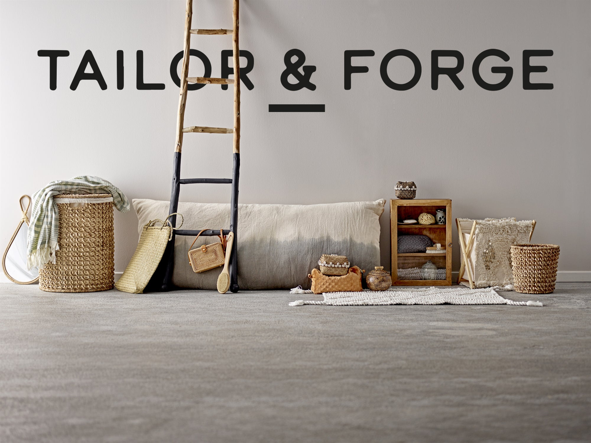 Tailor & Forge