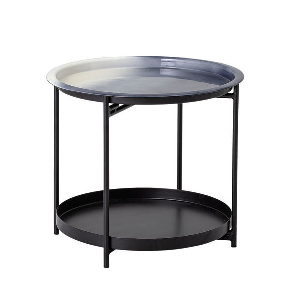 Contemporary Metal Side Table - Side Table - Tables - Metal Table - Small Side table - Modern Furniture - Lounger Furniture - Tables - Furniture - Tailor & Forge