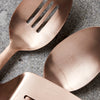 Slotted Spoon Copper Finish - Kitchen - Society of Lifestyle - TAILOR & FORGE