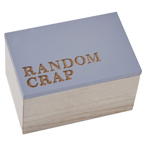 Random Crap Box - Christmas - Transomnia - TAILOR & FORGE
