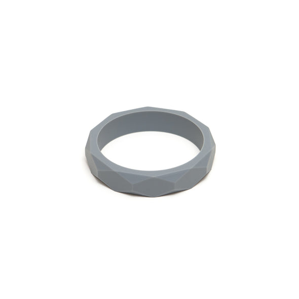 L&O Teething Bangle Grey - Baby & Child - Lara and Ollie Ltd - TAILOR & FORGE