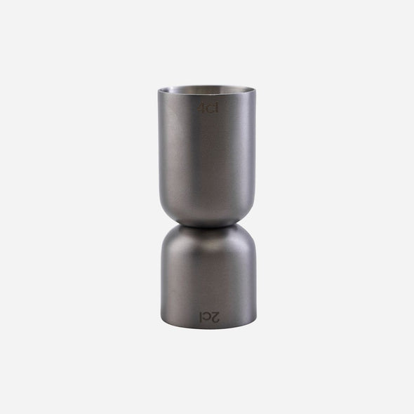 Gunmetal Measuring Cup - Tableware - Society of Lifestyle - TAILOR & FORGE