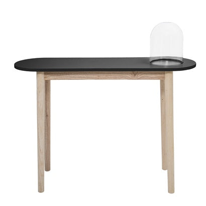 Console Table - Black Rubberwood - Furniture - Bloomingville - TAILOR & FORGE