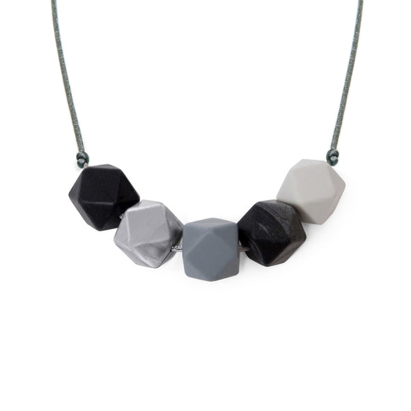 L&O Teething Necklace Luna - Baby & Child - Lara and Ollie Ltd - TAILOR & FORGE