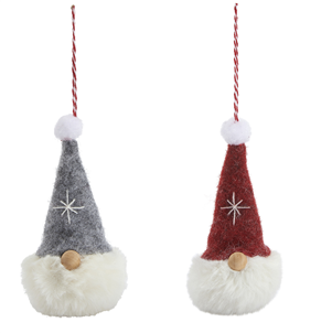 Bring som festive fun to your Christmas tree with our adorable Santa pom-pom beard decoration!  from Tailor & Forge