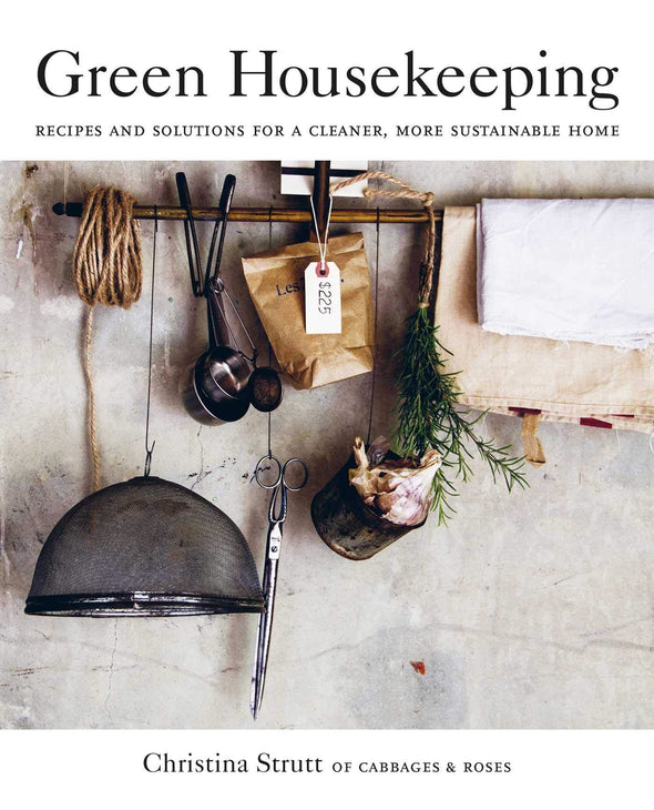 Green Housekeeping - Books - Bookspeed - TAILOR & FORGE