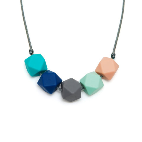 L&O Teething Necklace Sophia