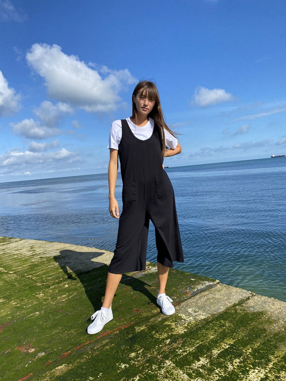Bev Jumpsuit - Cotton - Jumpsuits - Womens Fashion - Womenswear - Womens Clothing - Made in UK - Cool Clothing - Clothing - Tailor & Forge