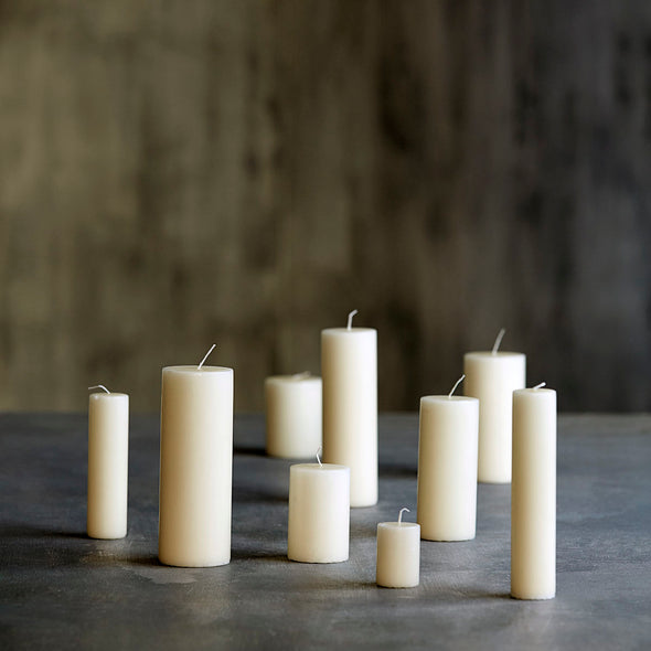 Candle, Off-White - Candles & Accessories - Society of Lifestyle - TAILOR & FORGE