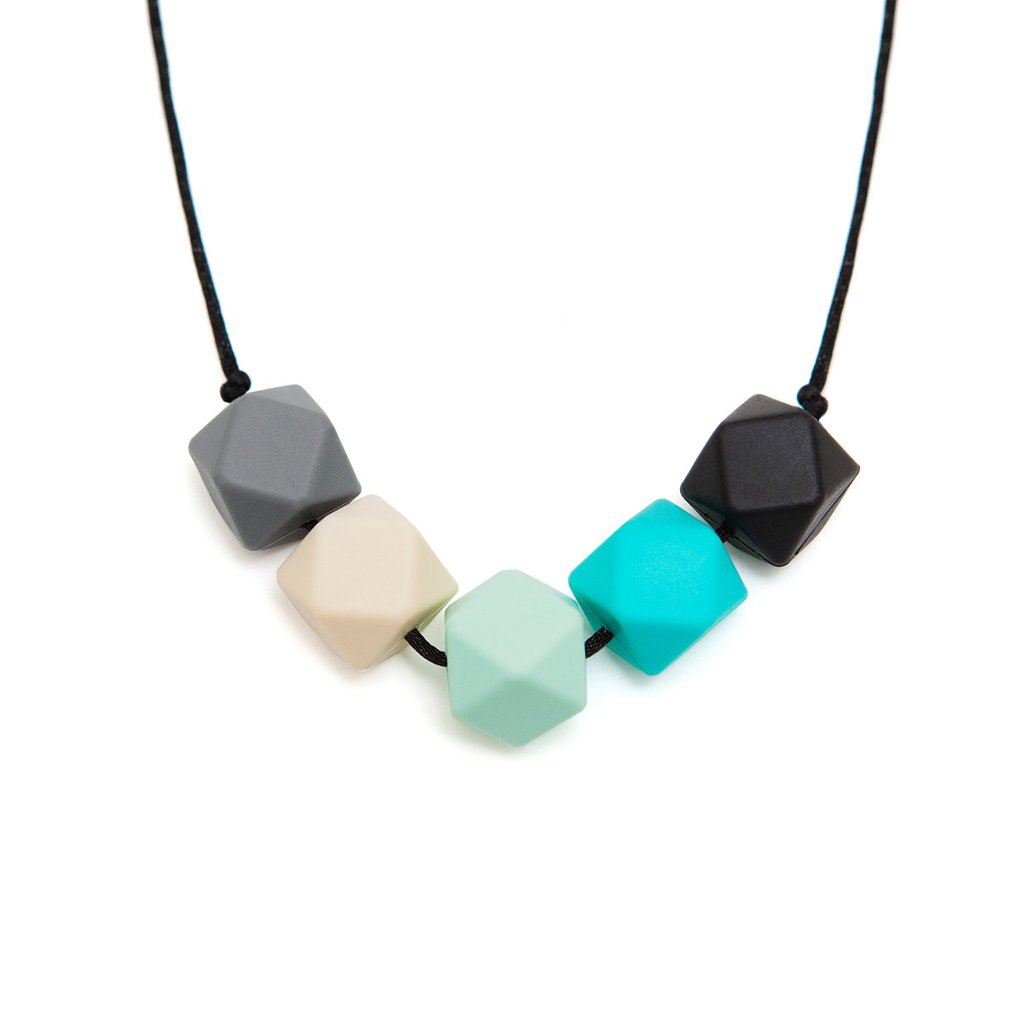 Teething Necklace - Molly