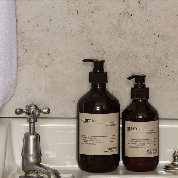 Northern Dawn - Organic Hand Lotion - Bath & Body - Society of Lifestyle - TAILOR & FORGE