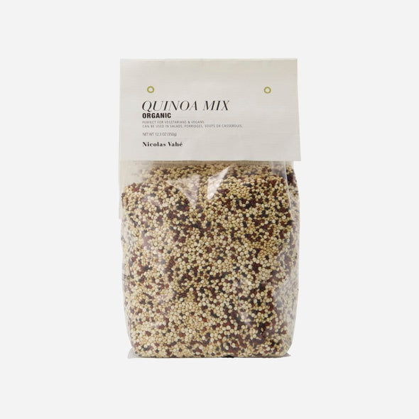 Organic Quinoa Mix - Gourmet Food - Food - Nicolas Vahe - Ingredients - Natural Foods - Tailor & Forge