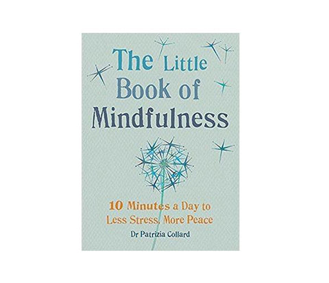Little Book of Mindfulness (GAIA) - Books - Bookspeed - TAILOR & FORGE