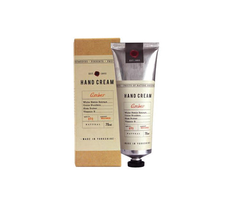 FoN Hand Cream Amber - Bath & Body - Fikkerts - TAILOR & FORGE