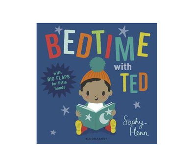 Bedtime with Ted - Books - Bookspeed - TAILOR & FORGE