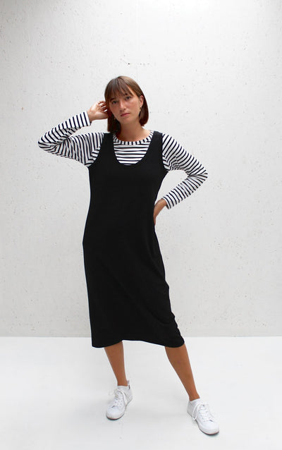 Rachel Dress - Casual Clothing - Womens Clothes - Ethical Clothing - Made in UK - Casual Dress - Cool Clothes - Womens Fashion - Clothing - Tailor & Forge