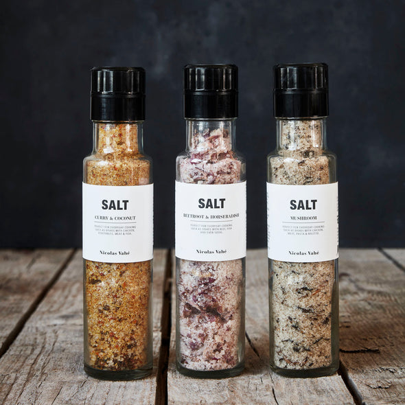 Salt with Beetroot & Horseradish - Food - Society of Lifestyle - TAILOR & FORGE