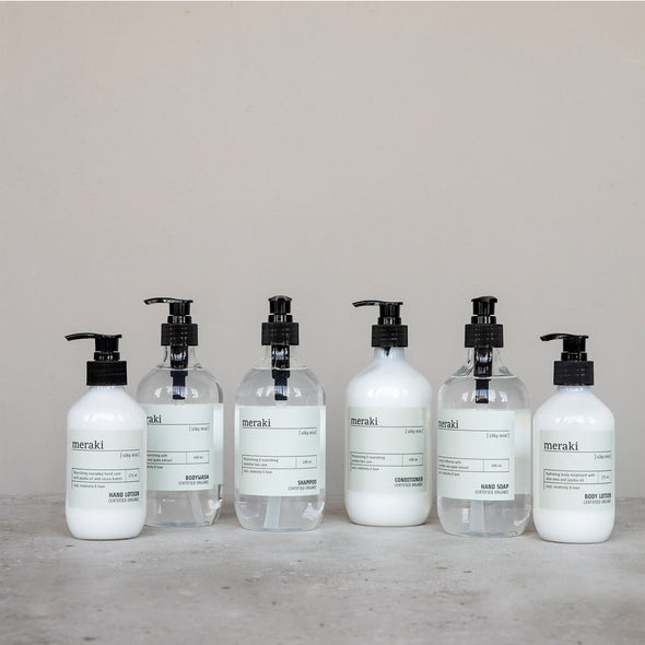 Silky Mist - Organic Body Wash - Bath & Body - Society of Lifestyle - TAILOR & FORGE