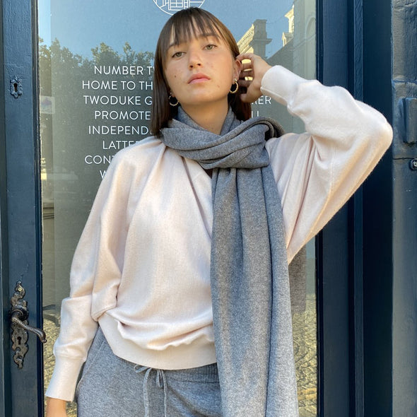 Suzy Scarf - Soft Scarf - Winter Scarf - Winter Scarves - Fashion Accessories - Womens Fashion - Womens Clothes - Clothing - Tailor & Forge
